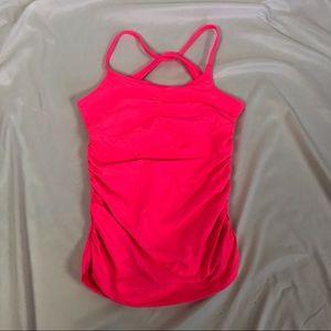 VSX Victoria's Secret workout tank hot pink